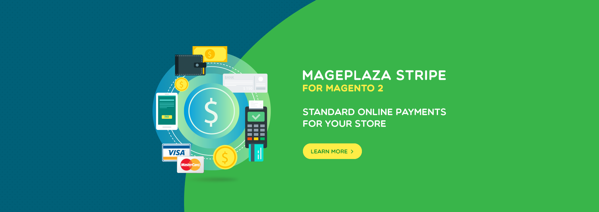 How Magento stores Process Worldwide Payments by Stripe