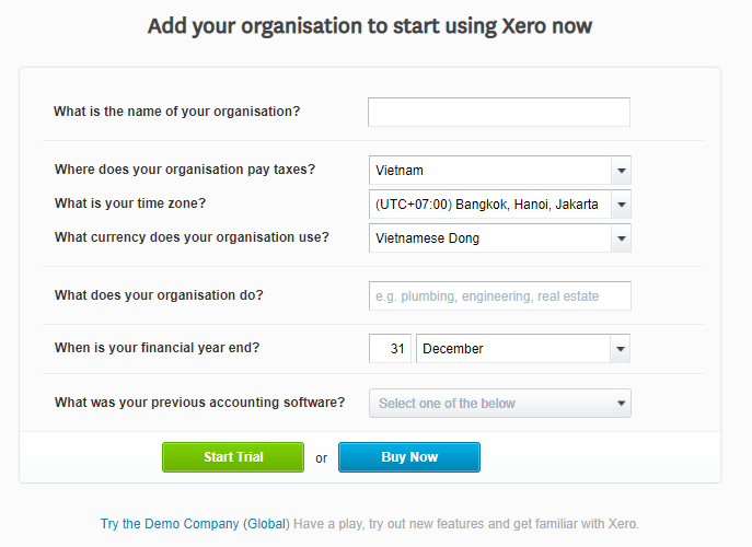 Instructions For Registering And Using Xero4