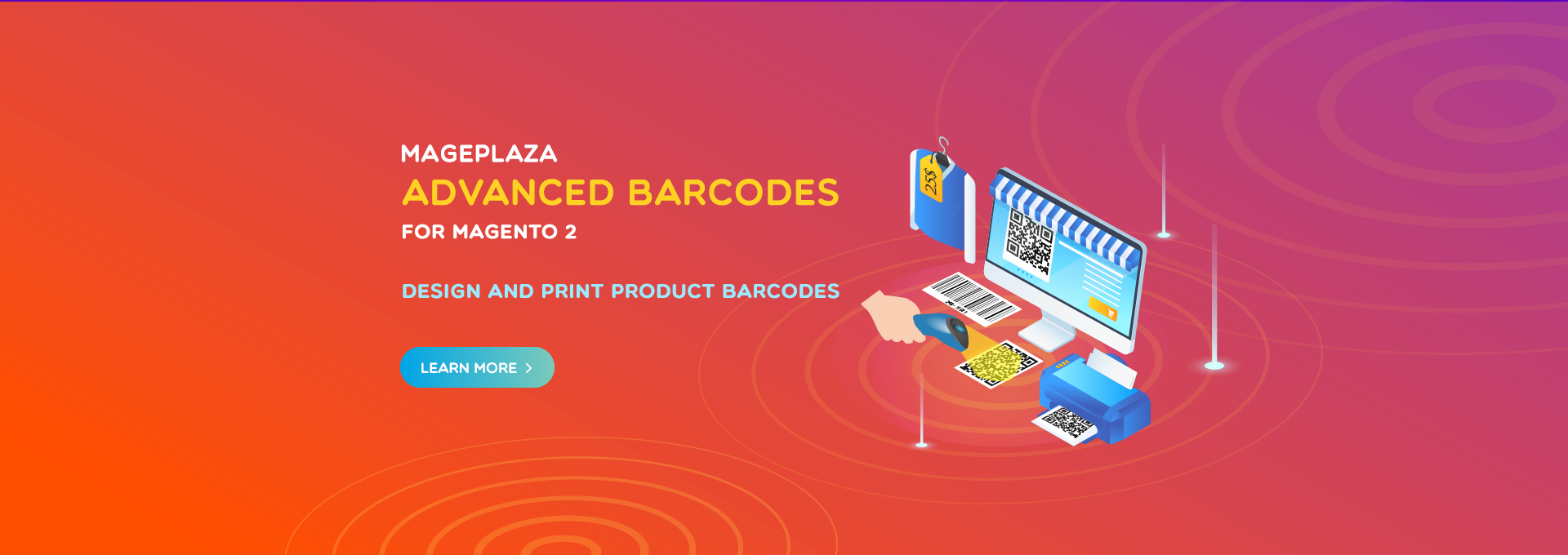 How to generate Barcode for Magento 2 products
