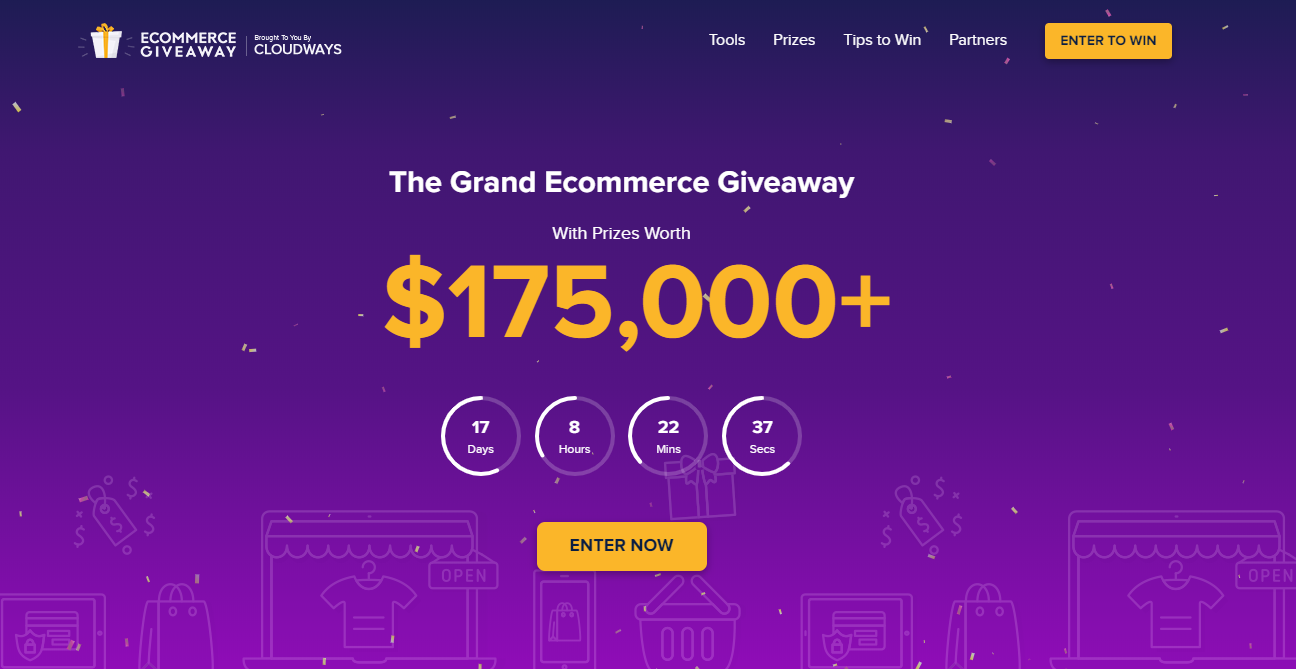 Grand Ecommerce Giveaway