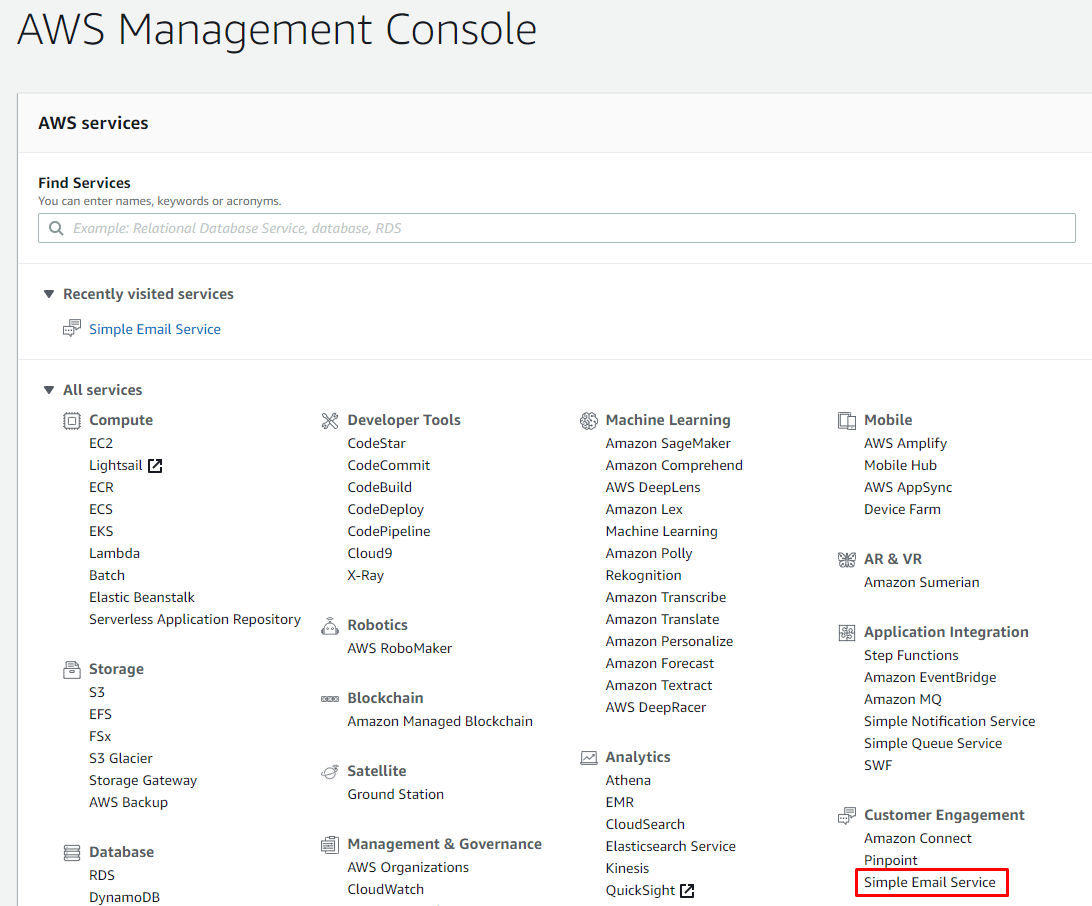 How to configure Amazon SES SMTP in Magento 2 – Mageplaza