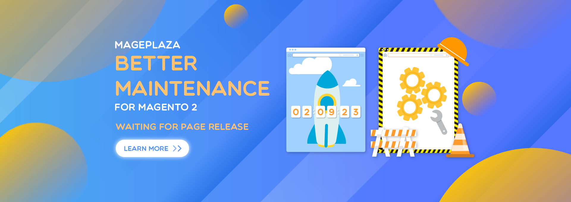 magento 2 better maintenance