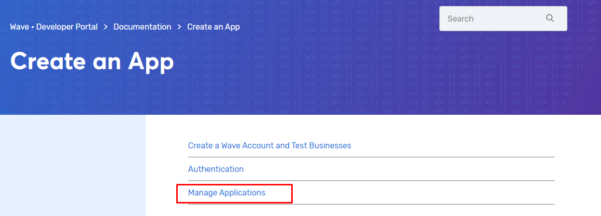 Instructions For Registering And Using Waveapps7