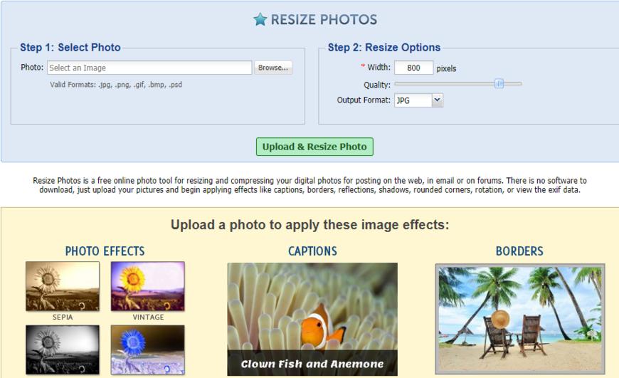 resize-photos Image Optimizer