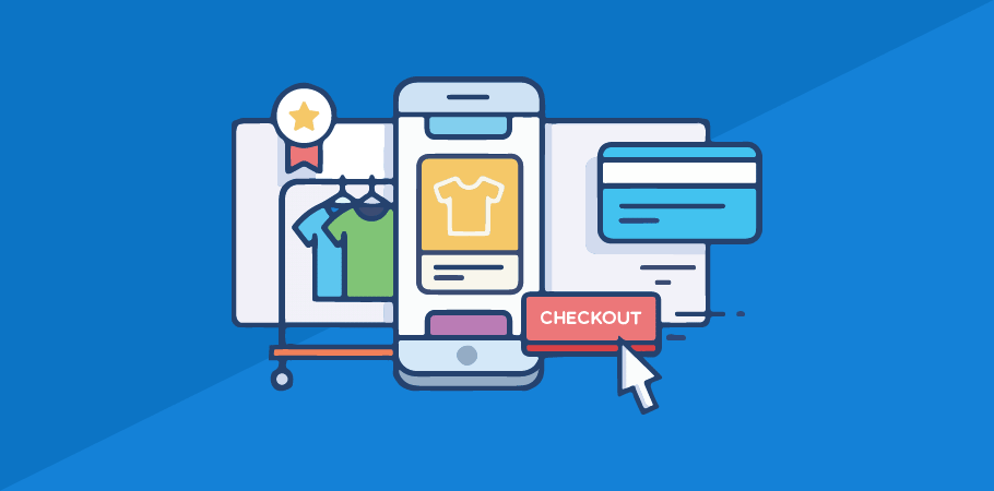 Minimize checkout steps