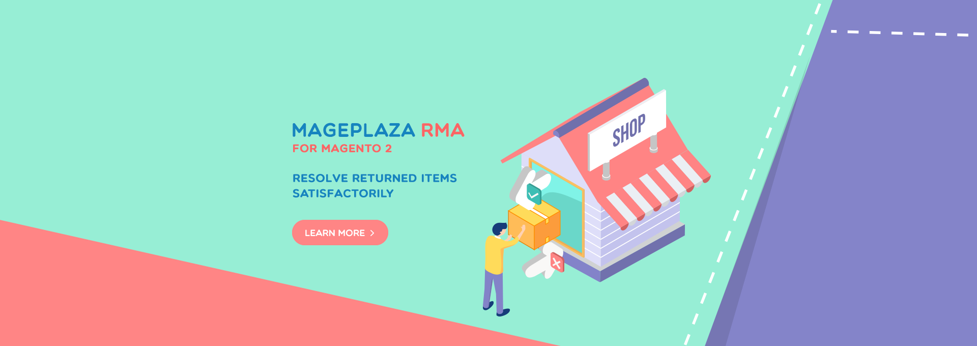 How to manage return requests by Magento 2 RMA