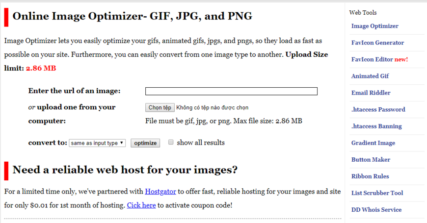 dynamicdrive Image Optimizer