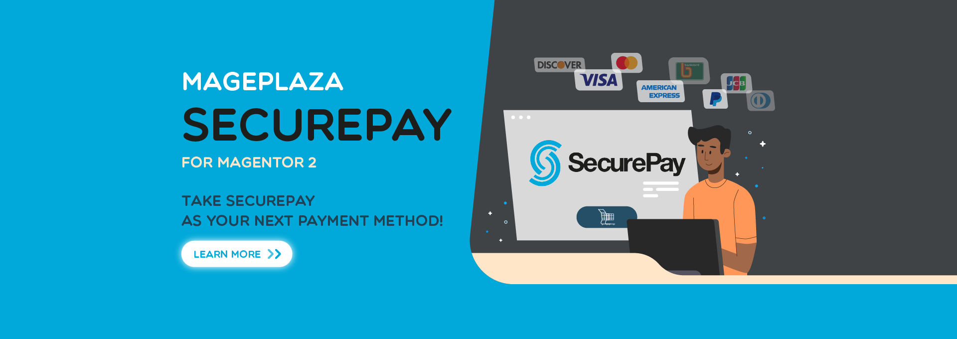 How to integrate SecurePay in Magento 2 stores