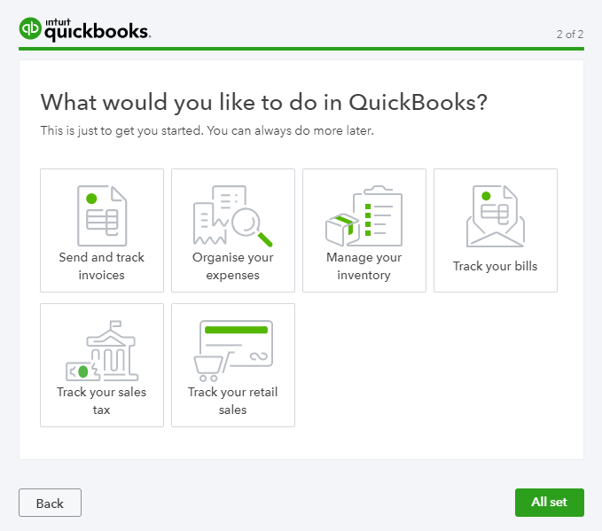 Instructions For Registering QuickBooks4