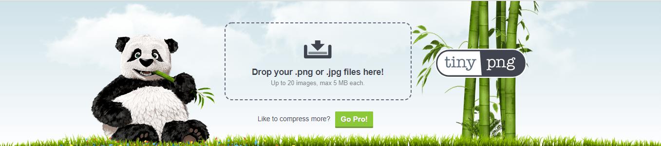 TinyPNG Image Optimizer