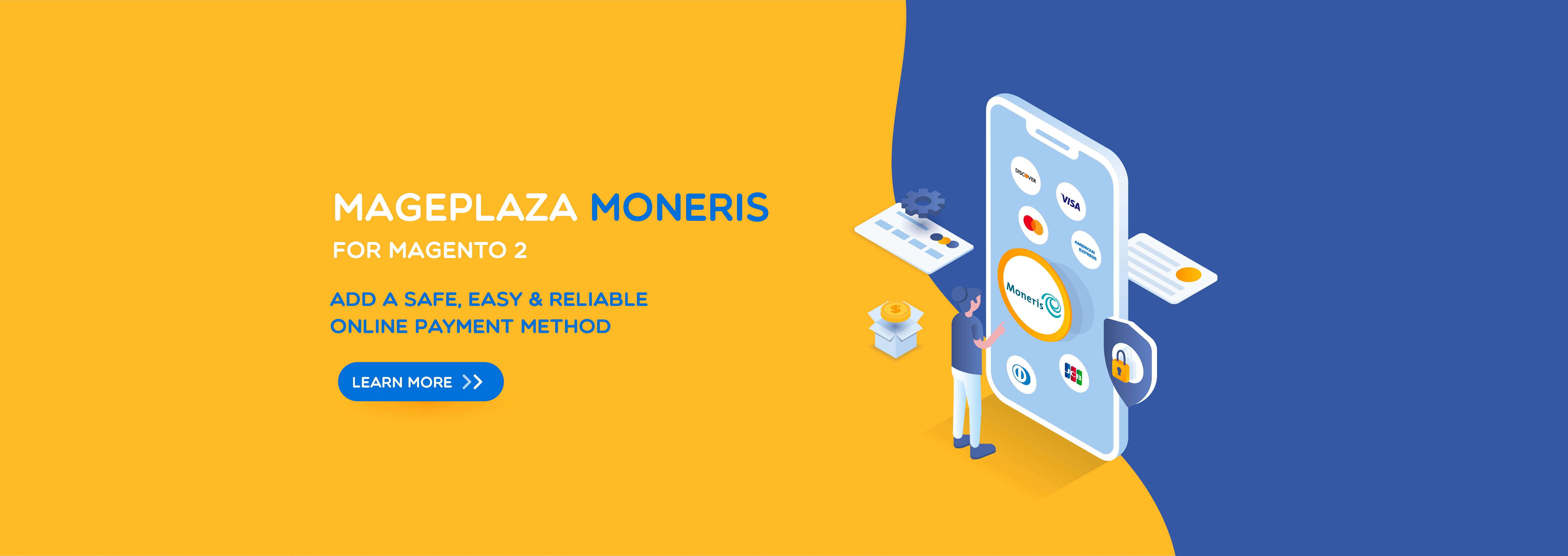 How to Integrate Moneris Payment with Magento 2 stores