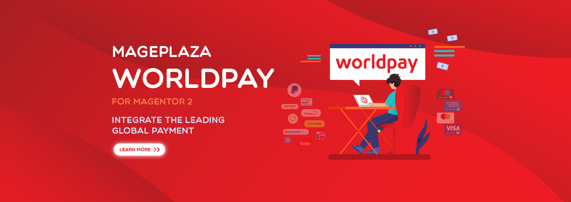 How to Integrate Worldpay in Magento 2