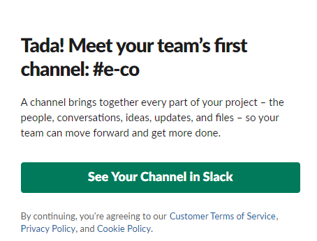 Instructions For Registering And Using Slack 7