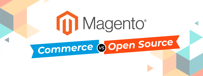Differences between Magento Commerce and Magento Open Source