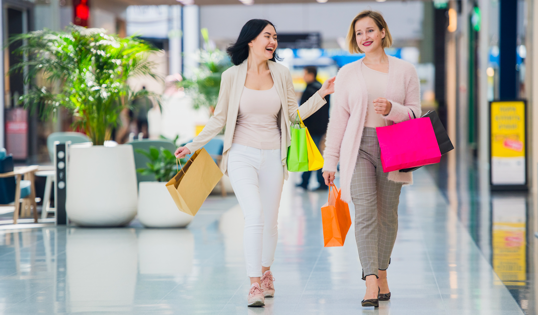 Become buying-oriented shoppers