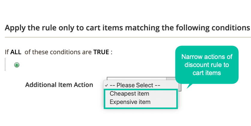 Restrict The Extent Of Discount With Cart Items