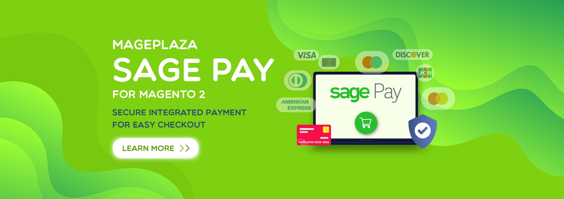 How to Integrate Sage Pay in Magento 2