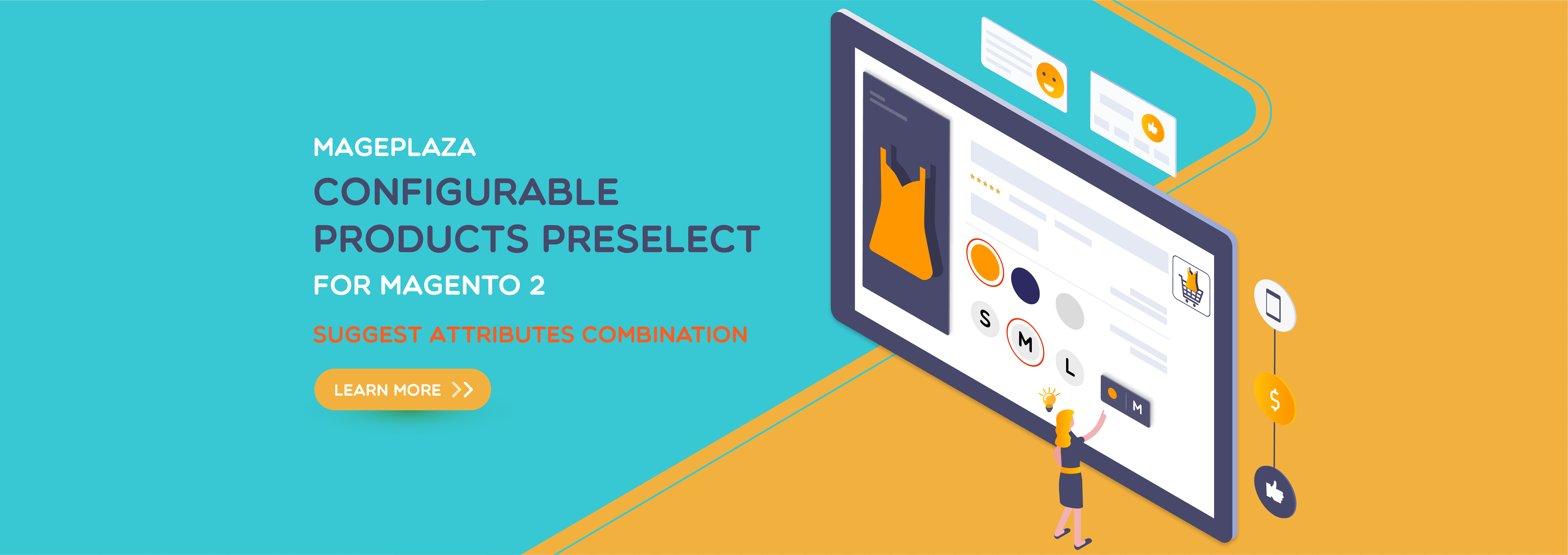 How to Set Up Configurable Products Preselect on Magento 2