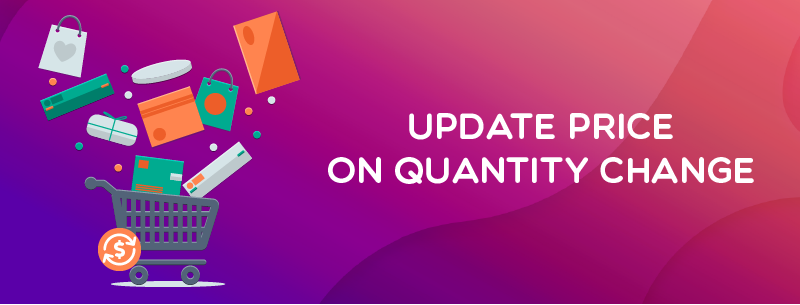 Magento 2 Update Price On Quantity Change