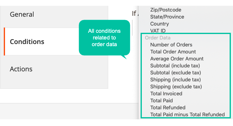 Switch customer to another group base on order data