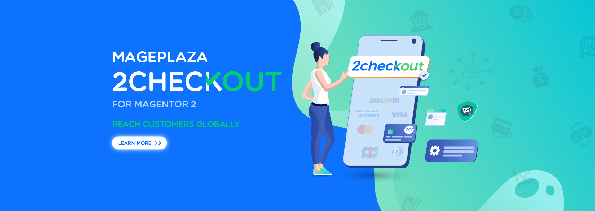 How to implement 2Checkout in Magento 2 payment?