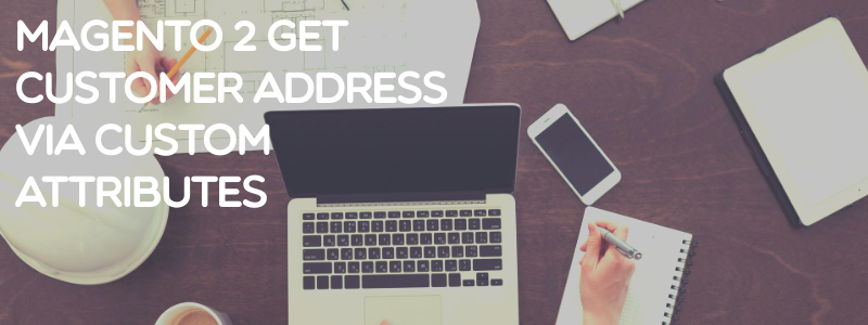 Magento 2 get customer address custom attribute value