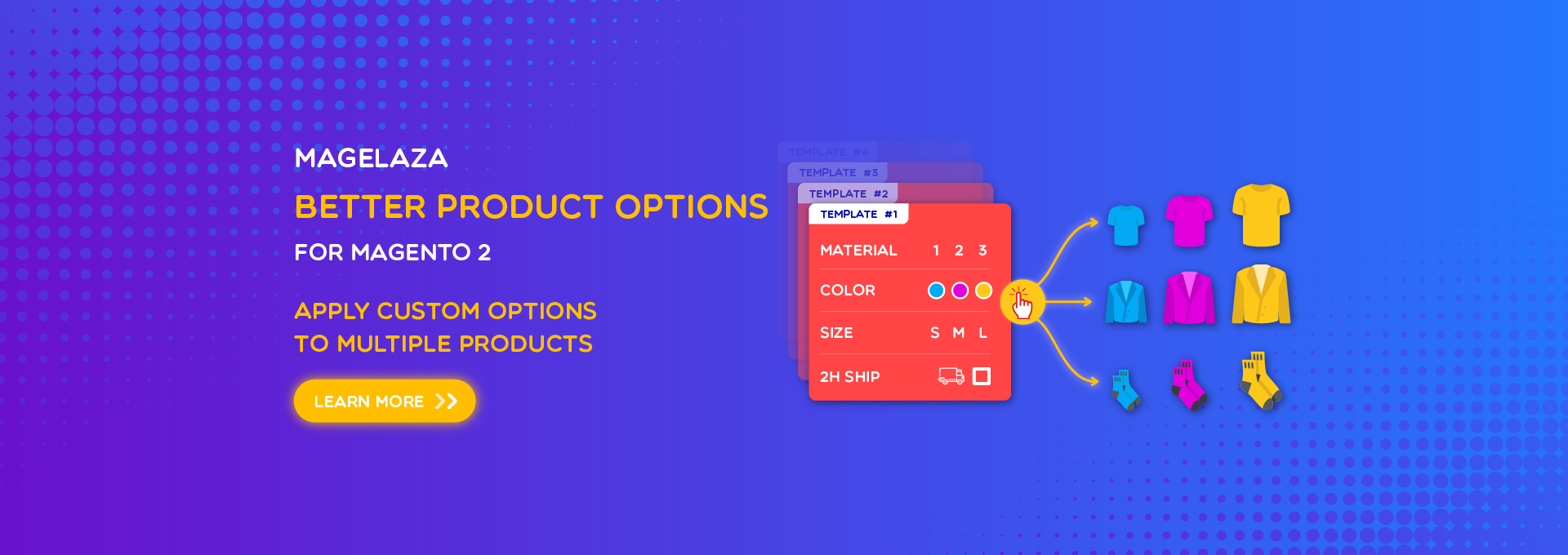 How to customize options flexibly by Magento 2 Better Product Options