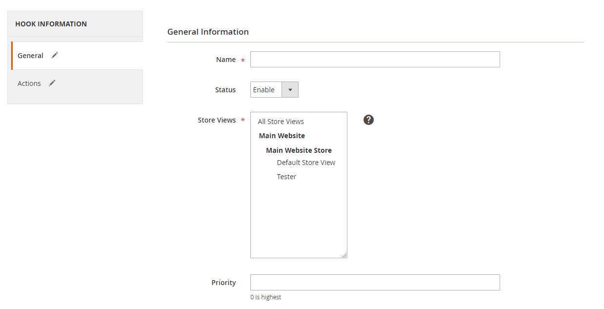 How to create a new account in Salesforce via Magento 2 image 1