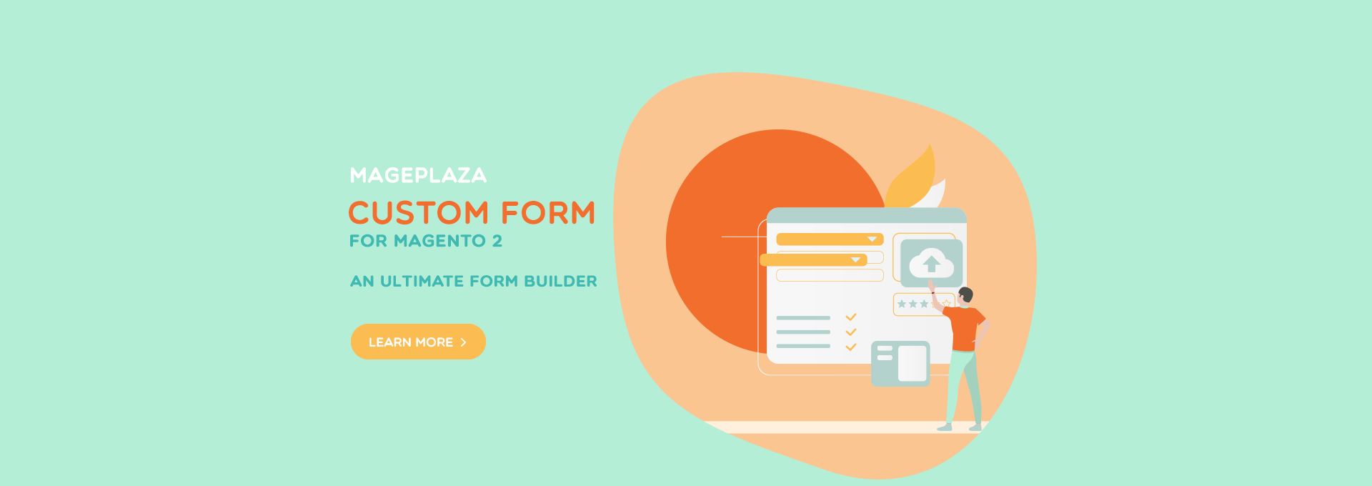 How to create Custom Contact Form in Magento 2 frontend with module?