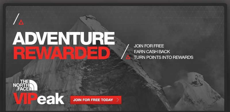 The North Face: Advanture reward