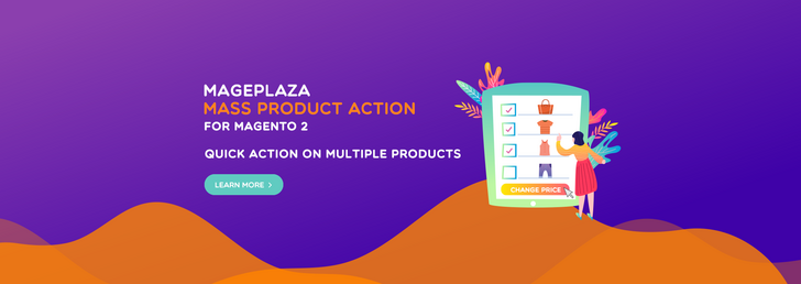 Quickly Update Bulk Products by Mass Product Actions